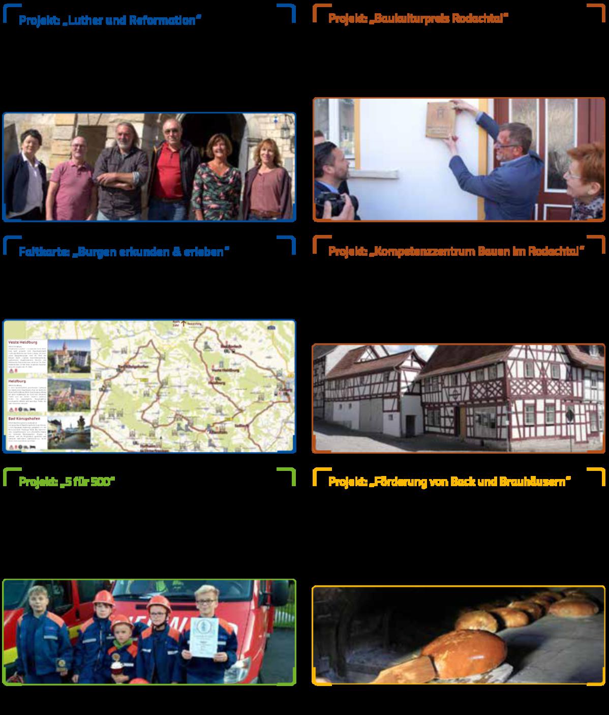 Projekte Rodachtal