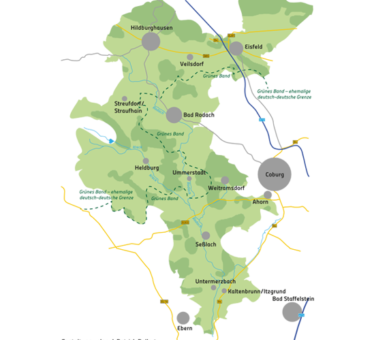 Karte Rodachtal klein